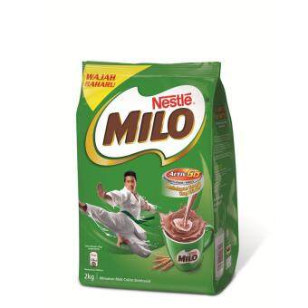 Harga NESTLE MILO Activ-Go Chocolate Malt Powder 2kg (SPECIAL OFFER)