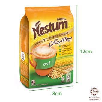 NESTUM 3in1 Oats 8x30g - 2