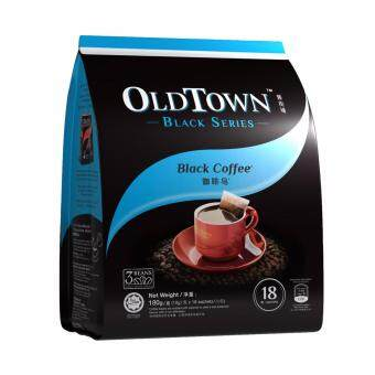 Harga OLD TOWN BLACK SERIES COFFEE WITHOUT SUGAR