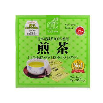 Harga OSK Green Tea 2g x 50packs - Japan