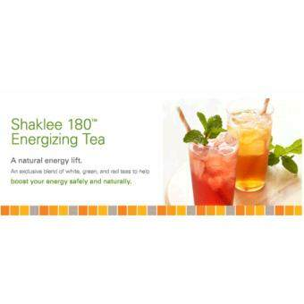 Shaklee Cinch Energy Tea Mix {FREE SHIPPING} 1X28 sticks -Meningkatkan Tenaga dan metabolisma (Natural Energy Booster) - 5