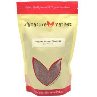 Signature Market: Organic Brown Flaxseed (500g)