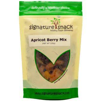 Harga Signature Snack Apricot Berry Mix (220g)