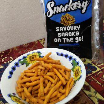 Harga SNACKERY: Sweet and Spicy Curry Murukku 200GMS (Indian Crunchy Spicy Homemade Healthy Titbits Murruku & Snacks)