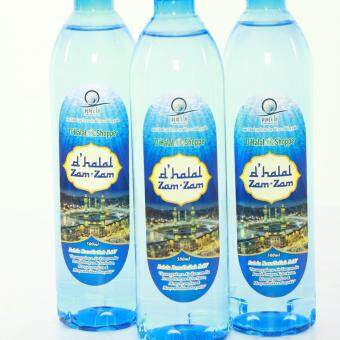 Harga Taybah Air Zam-Zam 500ml