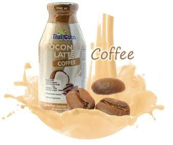 Harga Thai Coco Coconut Milk Beverage Coffee 280ml - Thailand
