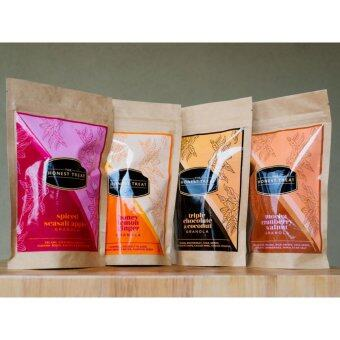 The Honest Treat Granola Set (4 flavours)