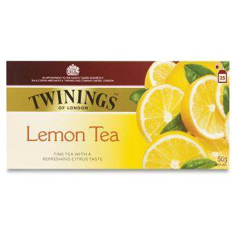 Harga Twinings Lemon Tea 50g - UK