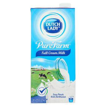 Harga UHT MILK DL PF FULL CREAM 1L