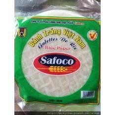 Vietnam Rice Paper Spring Roll Sheet 16cm 200g X 2 Packs