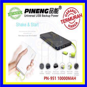100% Original Pineng PN-951 PN951 PN 951 10000mah powerbank