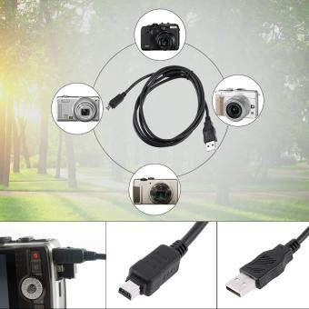 1.5M 12 Pin Data Cable Camera USB Cable Data Transferring Cable ForOlympus Digital Camera