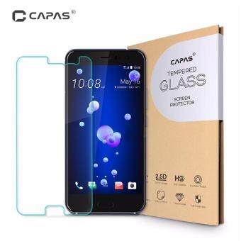 2 Pieces Capas HD Ultra Slim Tempered Glass for HTC U11