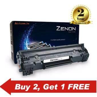 [2 units Promotion] Zenon HP285A Canon 325 Compatible Premium Laser Toner