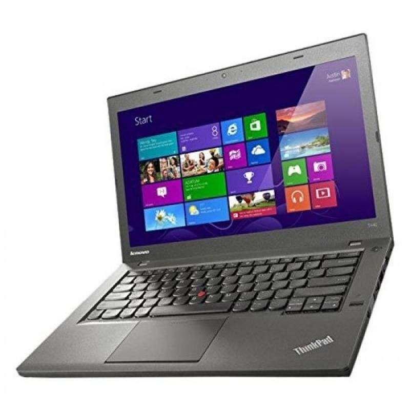 2017 Lenovo Thinkpad T440 Ultrabook, 14 Inch Display, Intel Core 4th Gen i5-4300U 1.9GHz, 8GB RAM, 500GB, 720p Camera, USB 3.0, WiFi, Windows 10 Professional (Certified Refurbished) Malaysia