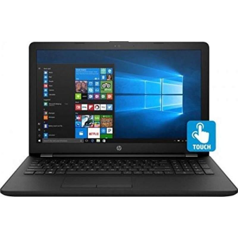 2017 Newest HP 15.6 HD Touchscreen Flagship High Performance Laptop PC, Intel Core i7-7500U Dual-Core, 12GB DDR4, 1TB HDD, USB 3.1, DVD RW, HDMI, Stereo Speakers, WIFI, Bluetooth, Windows 10 (Black) Malaysia