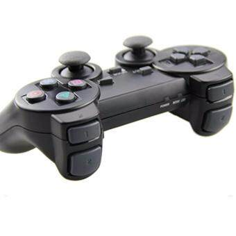 Harga 2.4G Wireless game gamepad joystick for PS2 controller playstation 2 console dualshock gaming joypad for PS play station 2