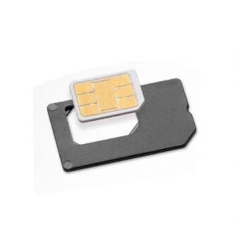 3 in 1 Nano Sim Card Adapter with Sim Card Needle Malaysia