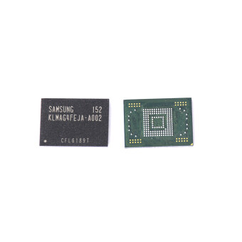 3 pcs/lot For N8000 eMMC NAND flash memory IC chip with Programmed firmware 16GB