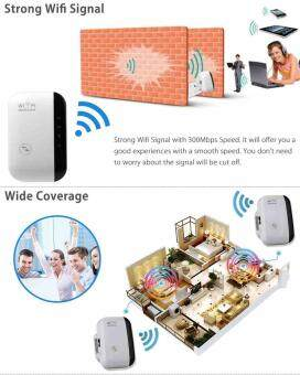 Harga 300Mbps Signal Extender Booster Wifi Repeater Wireless Range 802.11High Quality