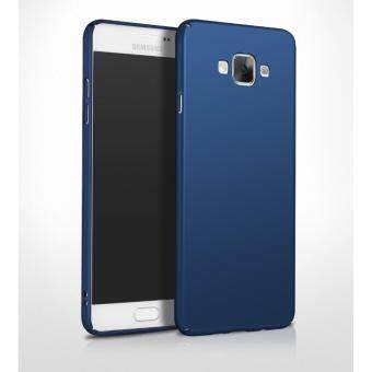 360 Degree Protective Case Ultra Thin PC Hard Case for SamsungGalaxy A5/A5 2015(Blue)