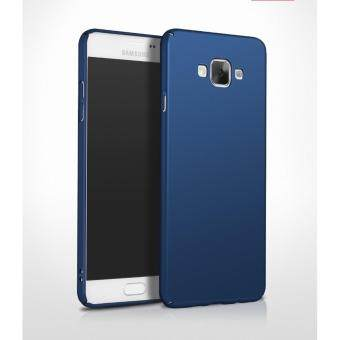 360 Degree Protective Case Ultra Thin PC Hard Case for SamsungGalaxy A7000/A7 2015(Blue)