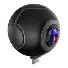 360 Panoramic Camera 720 Degree VR Camera Mobile Camera Panorama Camera Sports Camera Outside – intl