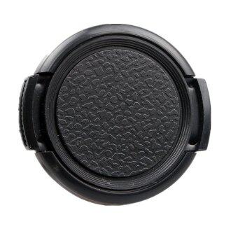 Harga 37MM Snap-on Front Lens Cap for Olympus PEN E-PL1 E-PL2 E-PL3 E-PM2OM-D E-M10