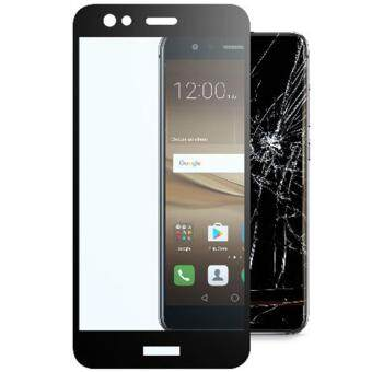 Harga 3D Curved Tempered Glass Screen Protector Huawei P10 Lite Black