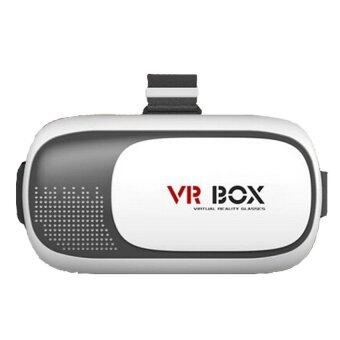 "3D VR Box Latest Upgrade II Headset Glasses Virtual Reality MobilePhone 3D Movies for iPhone 6s/6 plus Samsung Galaxys5/s6/note4/note5 and Other 4.7""-6.0\"" Cellphones"