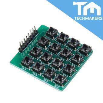 4x4 Matrix Keypad Keyboard Module
