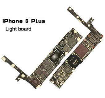 "5 pcs/lot New for iPhone 6 Plus 6P 5.5"" Nude Motherboard NakedMainboard Bare Light Logic Board"