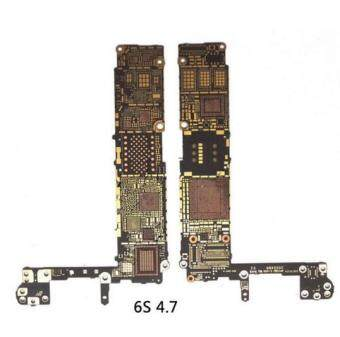 "5 pcs/lot New for iPhone 6S 4.7"" Nude Motherboard Naked MainboardBare Light Logic Board"