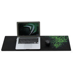 700x300x3MM Goliathus Mantis Speed Game Mouse Pad Mat Large XL Size Black Malaysia