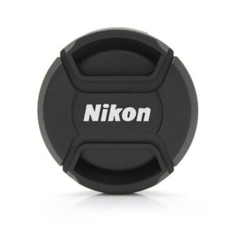 Harga 72MM Nikon Center Pinch Lens Front Cap Front Lens Cover