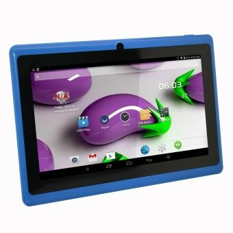"Harga 7"" Ewing Monster A33 Quad Core 1.5gHz 8GB Bluetooth Dual Camera Android 4.4 Tablet (Blue)"