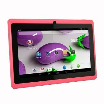 "Harga 7"" Ewing Monster A33 Quad Core 1.5gHz 8GB Bluetooth Dual Camera Android 4.4 Tablet (Pink)"