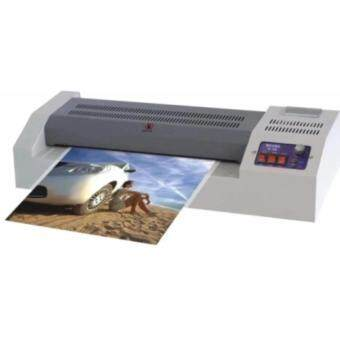 Harga A3 A4 LAMINATOR MACHINE HEAVYDUTY ( 10 YEARS WARRANTY ) FULL METAL