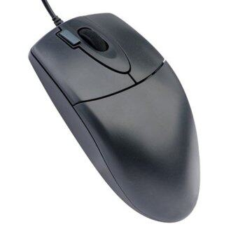 A4Tech V-Track OP-620D 2X Click Optical Padless Wired Mouse