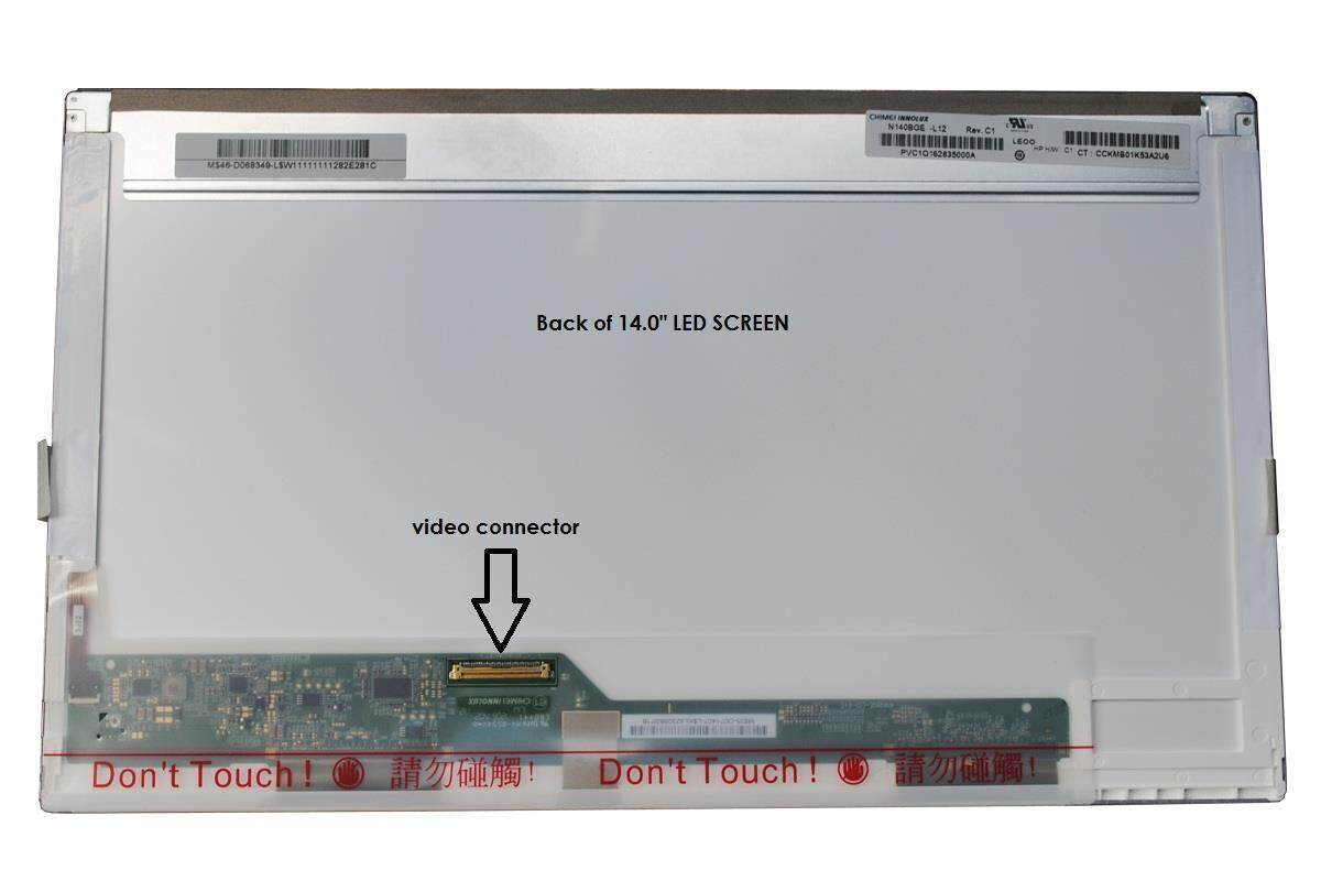 Acer ASPIRE 4752Z SERIES Laptop Screen Panel Malaysia