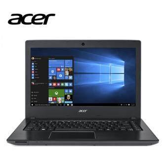 Acer Aspire E5-475-354E Laptop (Intel Core i3-6006U/4GB D4/1TB/Intel HD Graphics/14?HD/W10) Gray