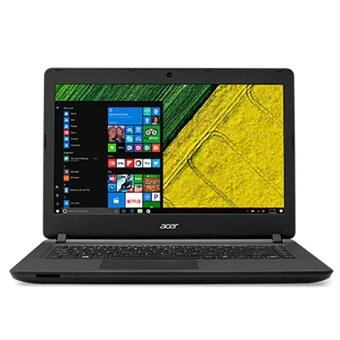 "Acer Aspire ES14 ES1-432-C9B6 14"" Notebook (Black) + Acer FreeBackpack"