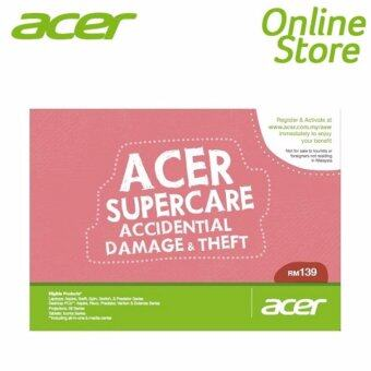 Harga Acer SuperCare Accidental Damage & Theft
