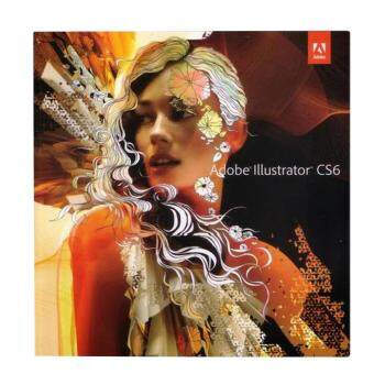 Harga Adobe Illustrator CS6(Installation CD without product key)
