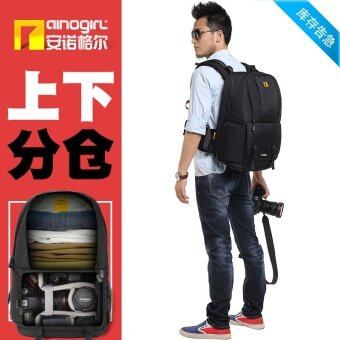 Aino girl shoulder professional camera backpack outdoor camera bag