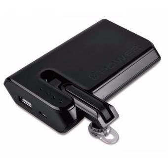 Aiyovi BT-03 7800mah Powerbank With Bluetooth 4.0 Headset (Black) - 2