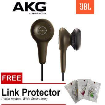 Harga AKG K309 Semi Open Stereo Lightweight In Ear Bud Headphones ByHarman JBL (cocoa brown)