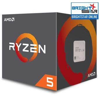 Harga AMD Ryzen 5 1600X 6 Core 3.6Ghz Processor
