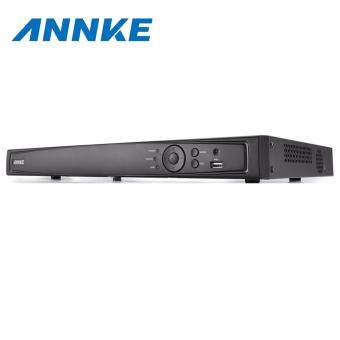 ANNKE 2MP 1080P POE IP 8 Bullet Cameras & 8 Channels NVR Advanced System Indoor Outdoor Fixed Super Day Night Vision Security Camera