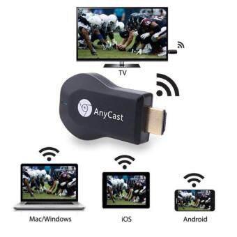 AnyCast WiFi Display Receiver Miracast TV Dongle HDMI Stick DLNA Airplay 1080P
